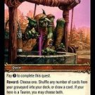 WoW TCG - Dark Portal - Poison Water x4 - NM - World of Warcraft