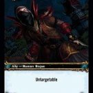 "WoW TCG - Dark Portal - Raul """"Fingers"""" Maldren x4 - NM - World of Warcraft"