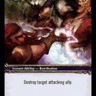 WoW TCG - Dark Portal - Righteous Vengeance x4 - NM - World of Warcraft