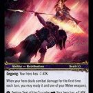 WoW TCG - Dark Portal - Seal of the Crusader x4 - NM - World of Warcraft