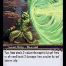 WoW TCG - Dark Portal - Shock and Soothe x4 - NM - World of Warcraft