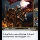 WoW TCG - Dark Portal - The Immovable Object x4 - NM - World of Warcraft
