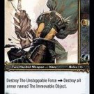 WoW TCG - Dark Portal - The Unstoppable Force x4 - NM - World of Warcraft