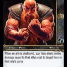 WoW TCG - Dark Portal - Vambraces of the Sadist x4 - NM - World of Warcraft