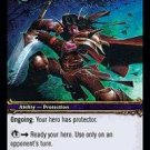 WoW TCG - Dark Portal - Vigilance x4 - NM - World of Warcraft