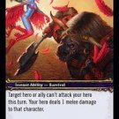 WoW TCG - Dark Portal - Wing Clip x4 - NM - World of Warcraft