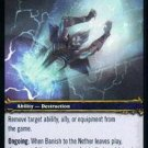 WoW TCG - Betrayer - Banish to the Nether x4 - NM - World of Warcraft
