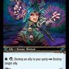 WoW TCG - Dark Portal - Gertha, The Old Crone x4 - NM - World of Warcraft