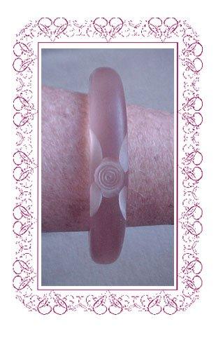 Pretty Pink Bangle Bracelet