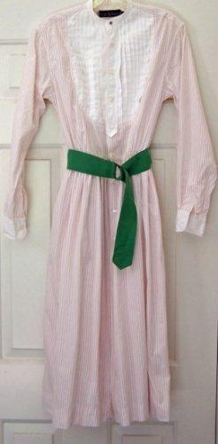 Vintage Classic Ralph Lauren Shirtdress 8