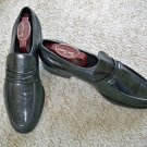 Florsheim Black Leather Boys Boy's Dress Shoes – Size 6.5 D