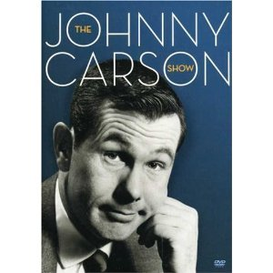 The Johnny Carson Show DVD 1955