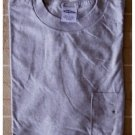 Gap Gray Grey Medium Heather Pocket Old Navy Short Sleeve T-Shirt