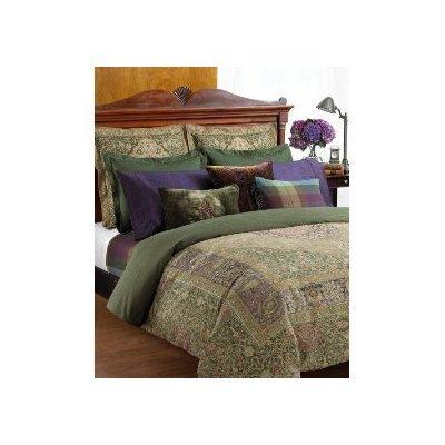 Ralph Lauren King Pillowcases Purple Rutherford Park Plaid