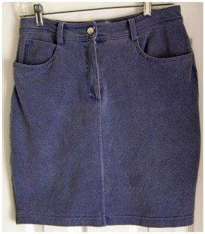 DKNY Blue Jeans Stretch Skirt Size L