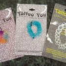 Tattoo Bracelets - Fun without Commitment