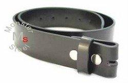 Genuine Leather Belt Strap for Belt Buckles Medium