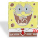 Sponge Bob Squarepants Enameled Belt Buckle