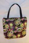 Circles Mini Purse or Makeup Bag