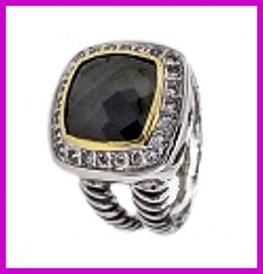 Designer Style Split Shaft Ring
