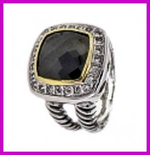 Designer Style Split Shaft Ring