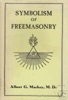 EBOOK Symbolism of Free Masonry FREE SHIPPING