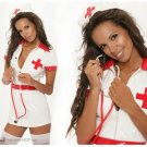 PVC Nurse Dress / Costume