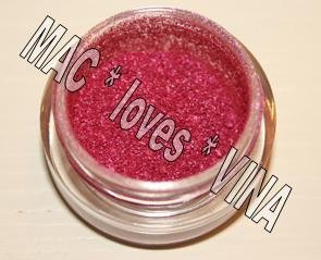 MAC Pigment * FUCSHIA * 1/4 sample - $ave Pigments