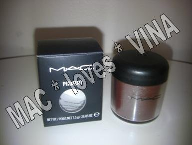 MAC Pigment * BLUE BROWN * 1/2 sample - $ave Pigments