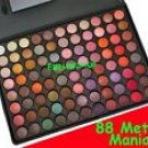 88 pieces Eyeshadow Warm palette BNIB (Metal Mania)