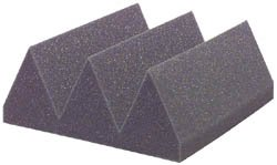 "Super Wedge Acoustic Wall Tile 5"" x 12"" x 12"" (UL 94) Each"