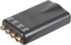 Intelix AVO-V3-AD HD Component Video & Digital Audio Balun