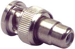 RCA Jack To BNC Plug Adapter