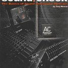 Sound Check - The Basics of Sound & Sound Systems Book