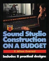 Sound Studio Construction On A Budget Book