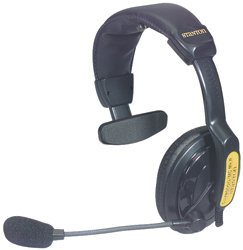 Stanton 500/MC MkII DJ Headphone w/Microphone