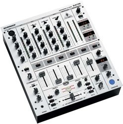 Behringer DJX700 Pro 5-Ch DJ Mixer with Digital FX