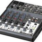 Behringer XENYX 802 Mixer 8-Input 2-Bus