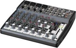 Behringer XENYX 1202FX Mixer 12-Input 2-Bus w/EFX