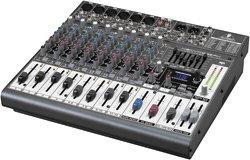 Behringer XENYX 1222FX Mixer 16-Input 2/2-Bus w/EFX & USB