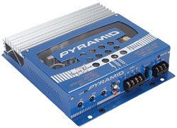 Pyramid PB444X Super Blue 2x60W Amplifier