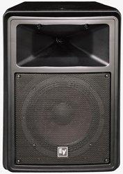 "EV Sx80BE 8"" 2-Way Molded Speaker Black"