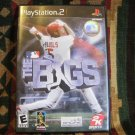 PlayStation 2 The Bigs 2K Sports Baseball Game