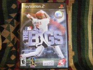 PlayStation 2 The Bigs 2K Sports Baseball Game