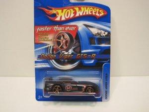 Hotwheels 2005 Dodge Viper GTSR NIP