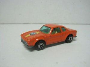 Vintage Matchbox Superfast BMW 3.0 CSL Orange No. 45