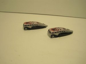 Hotwheels Lot Of 2 Low Flow First Edition