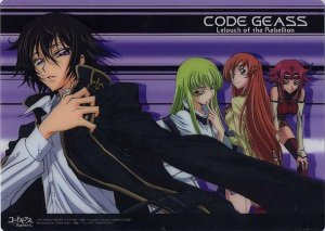 CLAMP: Code Geass Shitajiki A