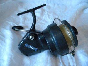 RARE ALCEDO OCEANIC Italy M-870 BIG Fishing Reel