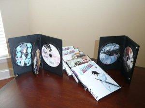 Bleach Anime DVD Set Esp. 1-166 ENG SUB **DVD Playable**